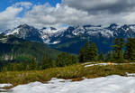 Trail to Elfin Lake