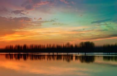 The birth of dawn by dashakern