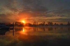 One more Sunrise by dashakern