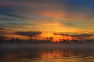 Burst of Dawn by dashakern