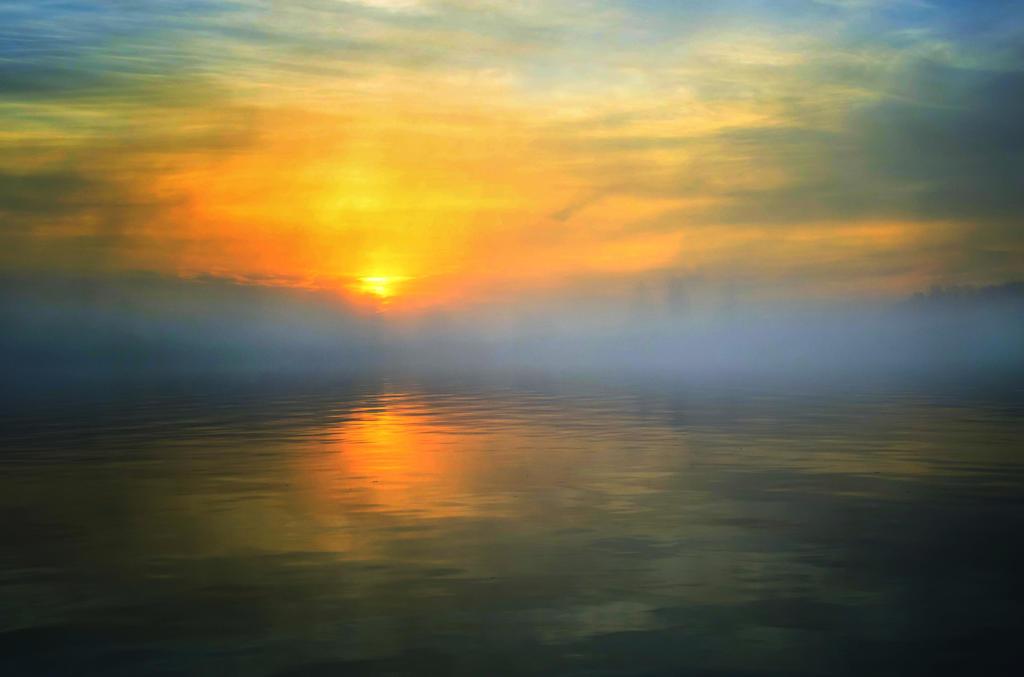 Watcing the sunrise by dashakern
