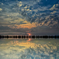 Listen to the Sunset by dashakern