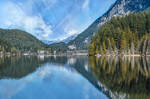 Along the lake by dashakern