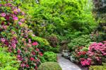 Butchart Garden by dashakern