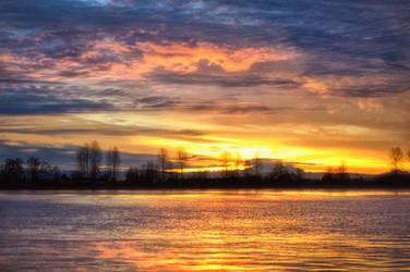 January dawn by dashakern