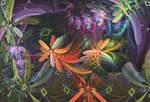 Flowerbed by dashakern