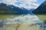 Chilliwack Lake paints by dashakern