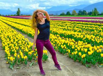 Tulip Day by dashakern