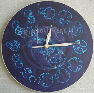 Gallifreyan Timepiece