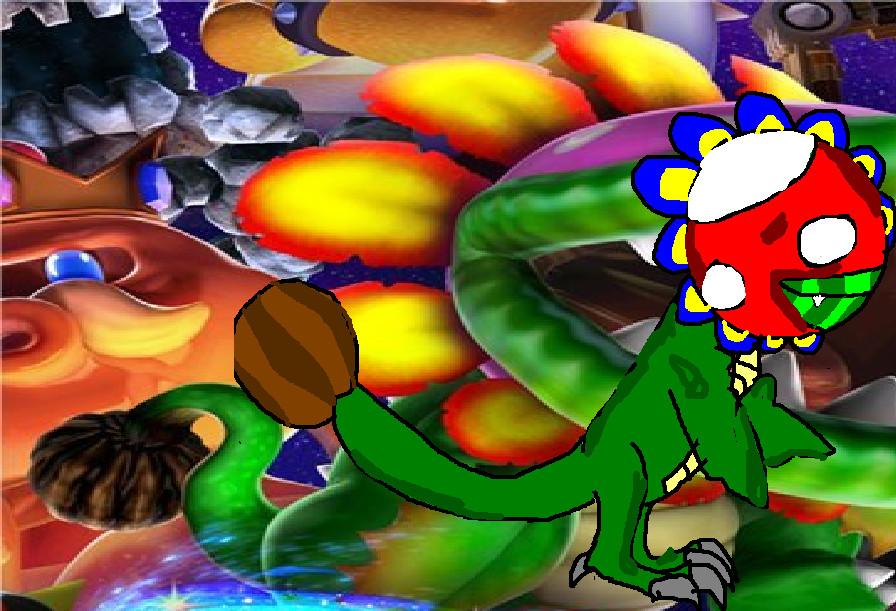 Dino Piranha by Me-MowTheCat