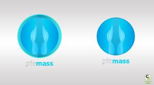 pileMASS logotype