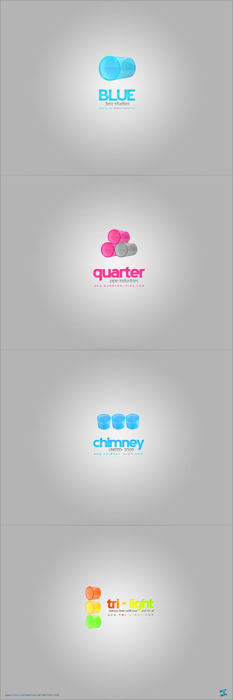 Barrel logotypes