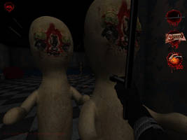 SCP in Postal 2 Multiplayer by KeshaFilm