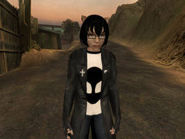 New appearance of my model in Postal 2 by KeshaFilm