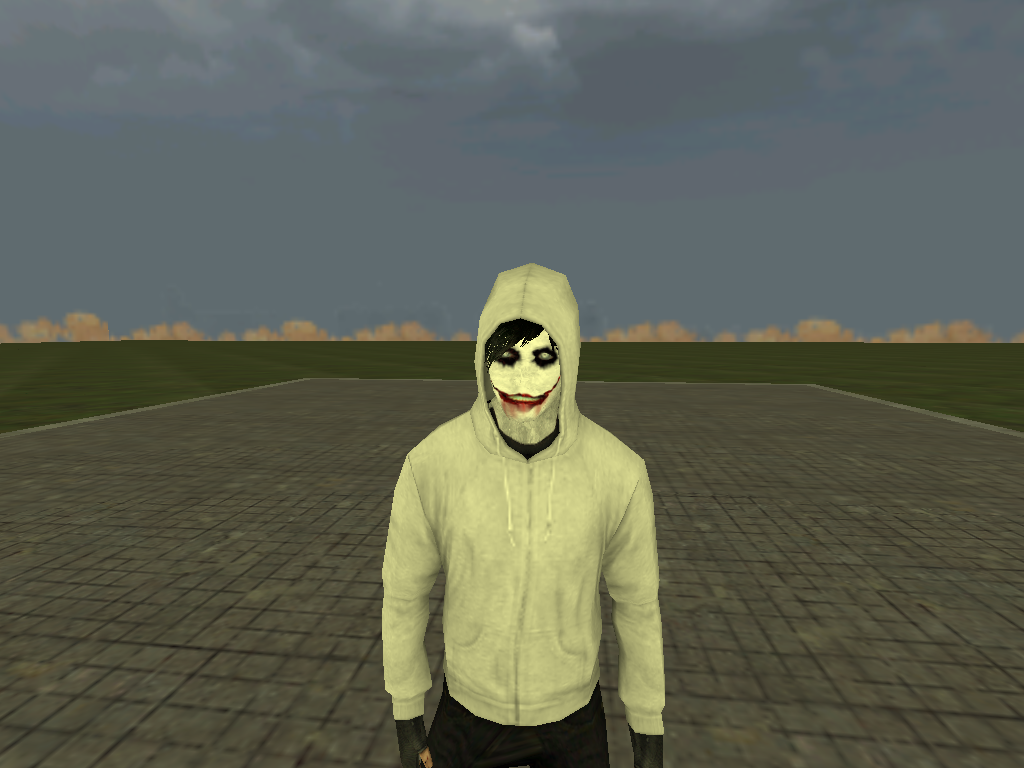 Jeff The Killer skin by KeshaFilm