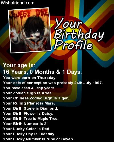 Birthday 2014 by DarkHallows1000