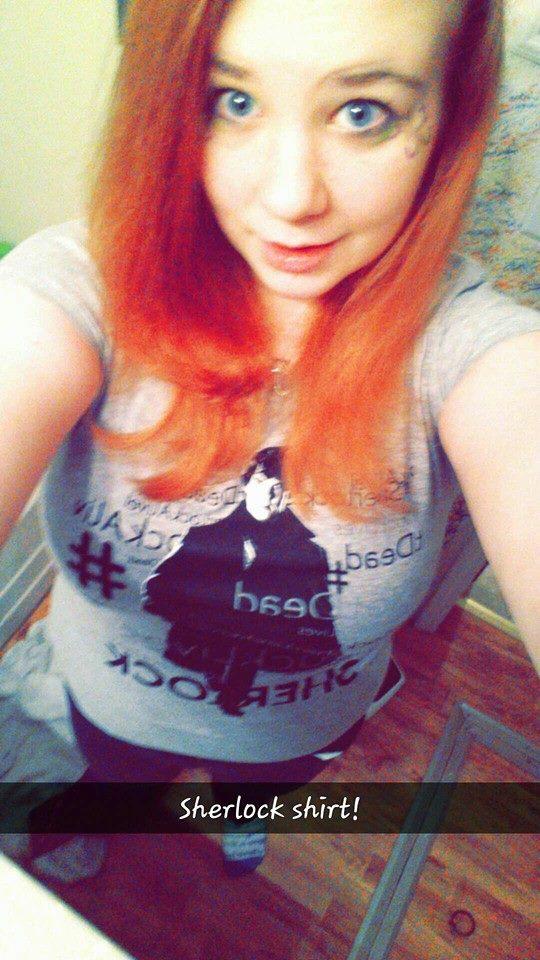 Sherlock Shirt by DarkHallows1000