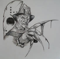 Freddy Krueger by ECTO87