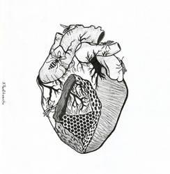 Hive Heart, Inktober 5