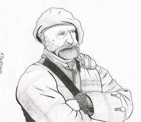 Dougal MacKenzie, Outlander, Inktober 7
