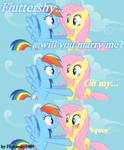 Rainbow Dash's marriage Proposal