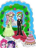 Imagine: a FlutterDash Dream Wedding [FlutterDash]