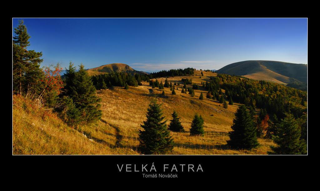 Velka Fatra, Slovakia by novy1986