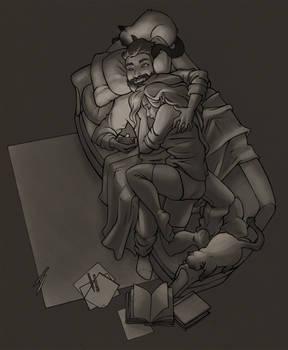 snuggle-time