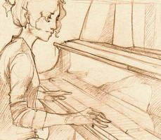 piano by iv0rine