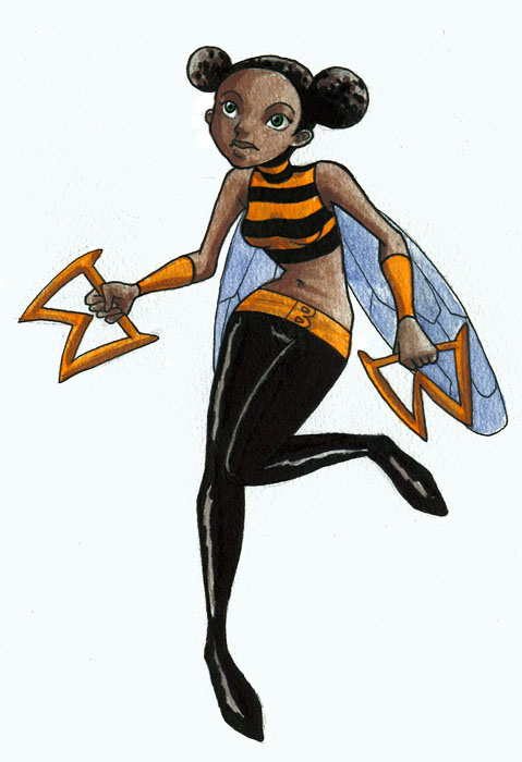 Remarkable, and Teen titans bumblebee