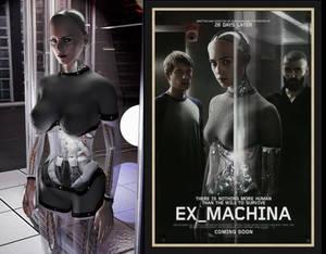 Ava / Ex-Machina / fan art