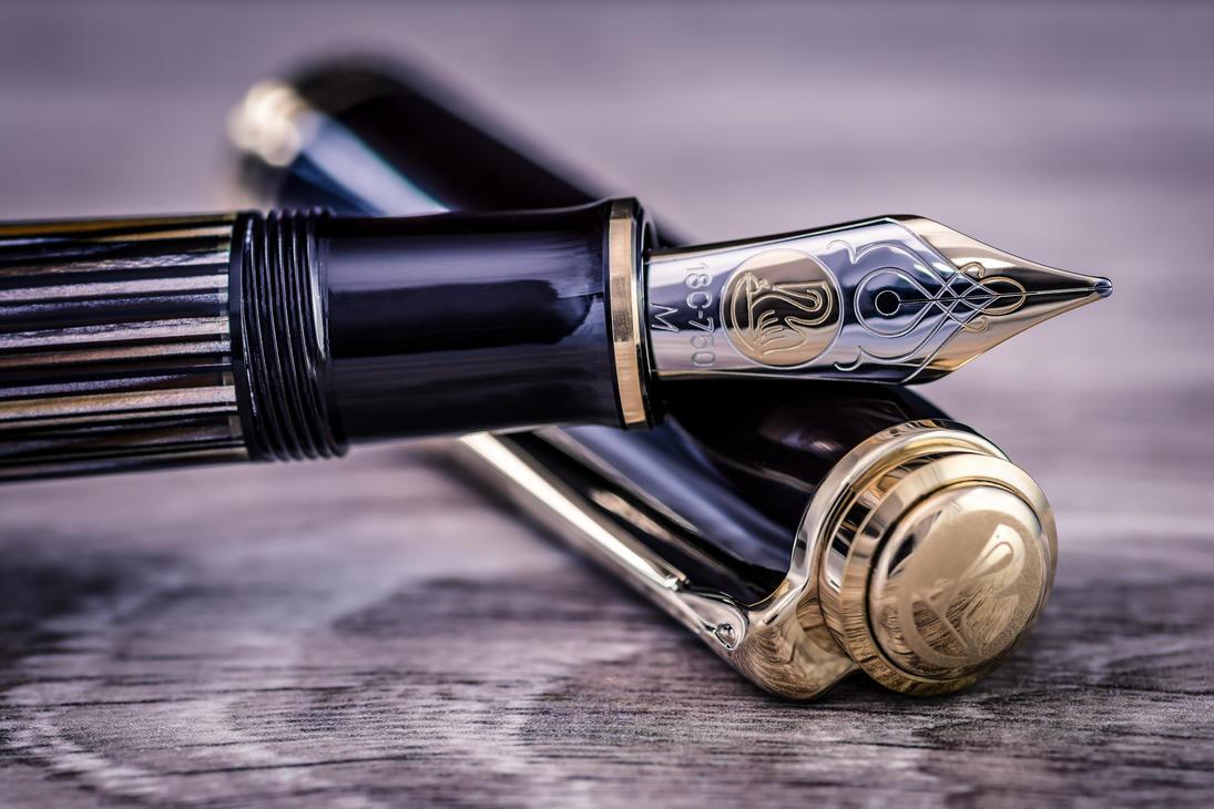 Pelikan M800 Brown Tortoiseshell by Sabiritip