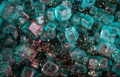 Salt and ink Emerald of Chivor