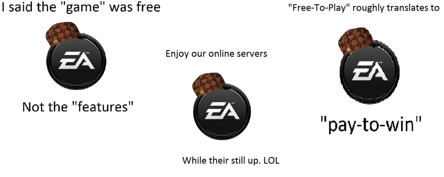 The EA hate thread.  - Page 2 Meme___scumbag_ea_by_reddock12-d6ao81b