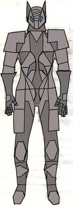 Human?/Alien? scifi armor