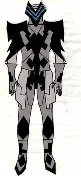 Human?/Alien? scifi armor 2