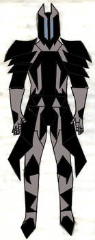 Human?/Alien? scifi armor 3