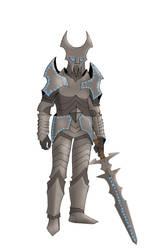 Rune armor re-dux(Long Sword)