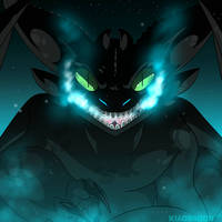 Toothless  by Sindriian
