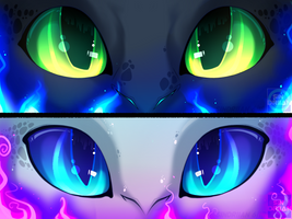 Beauty IS the eyes of the beholder ~ by Sindriian