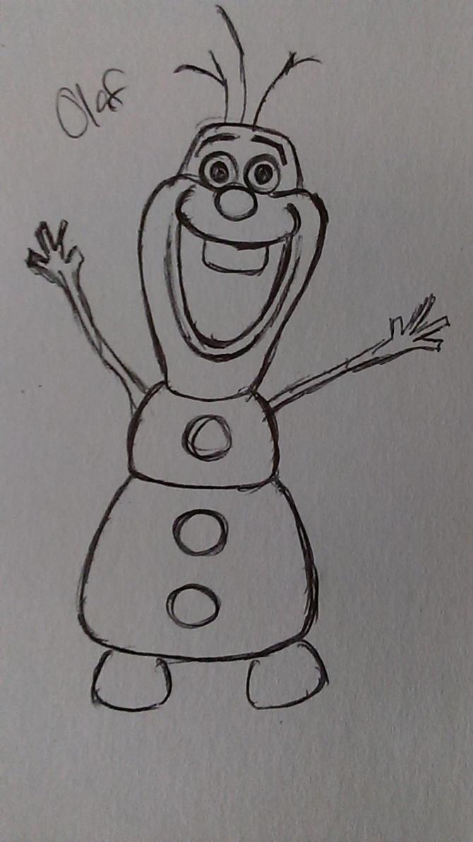 Olaf by limshiyun1636