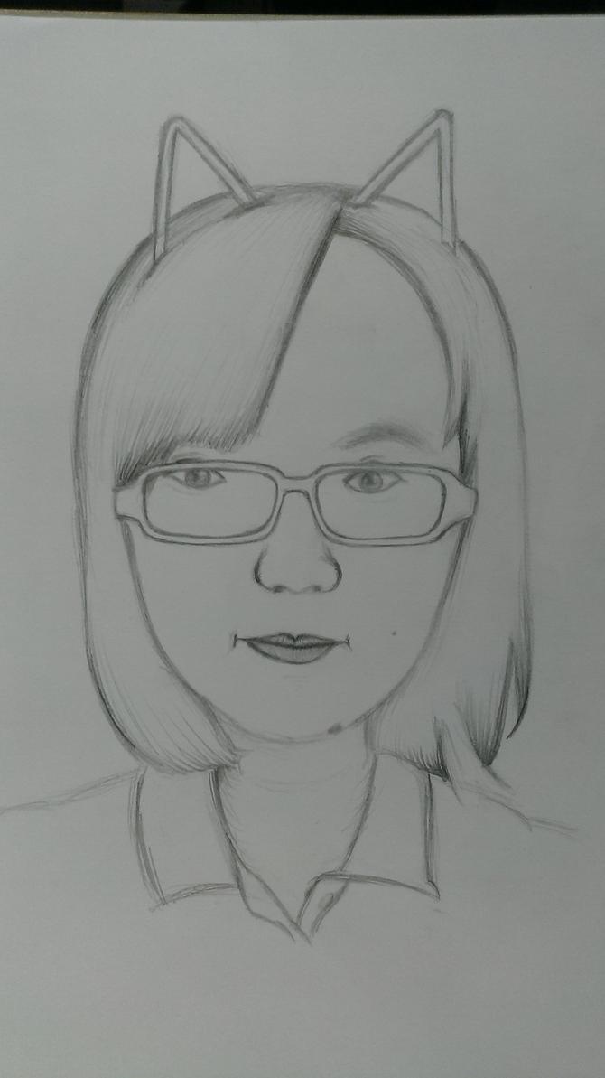 Portrait of me by limshiyun1636