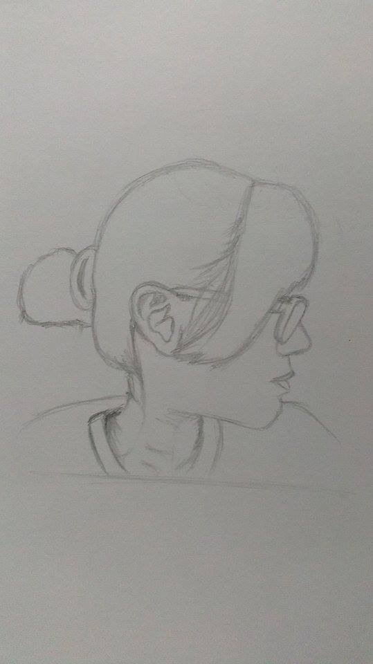 Portrait of me 4 by limshiyun1636