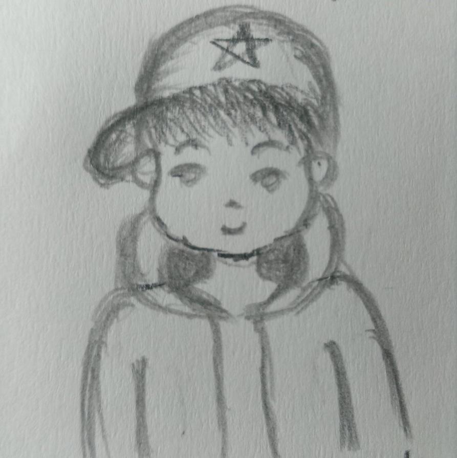 Hoodie Boy by limshiyun1636
