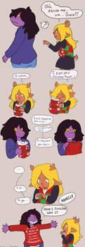 suselle sweater by emmylunas