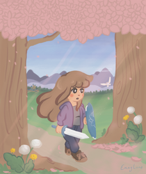 into a fairytale by emmylunas