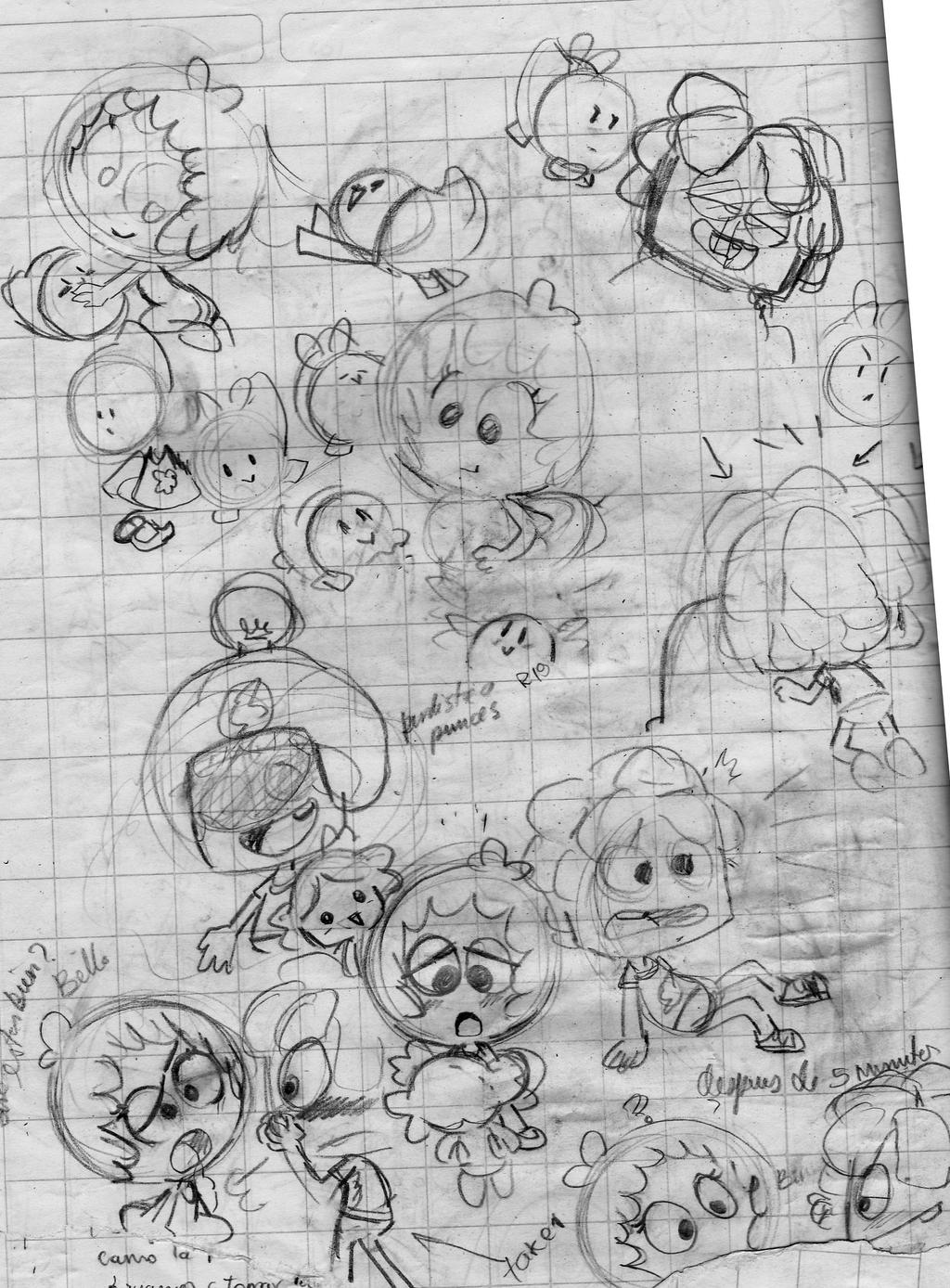Jelly Jamm_Belita_doodle_random by nekoni-klonoa2