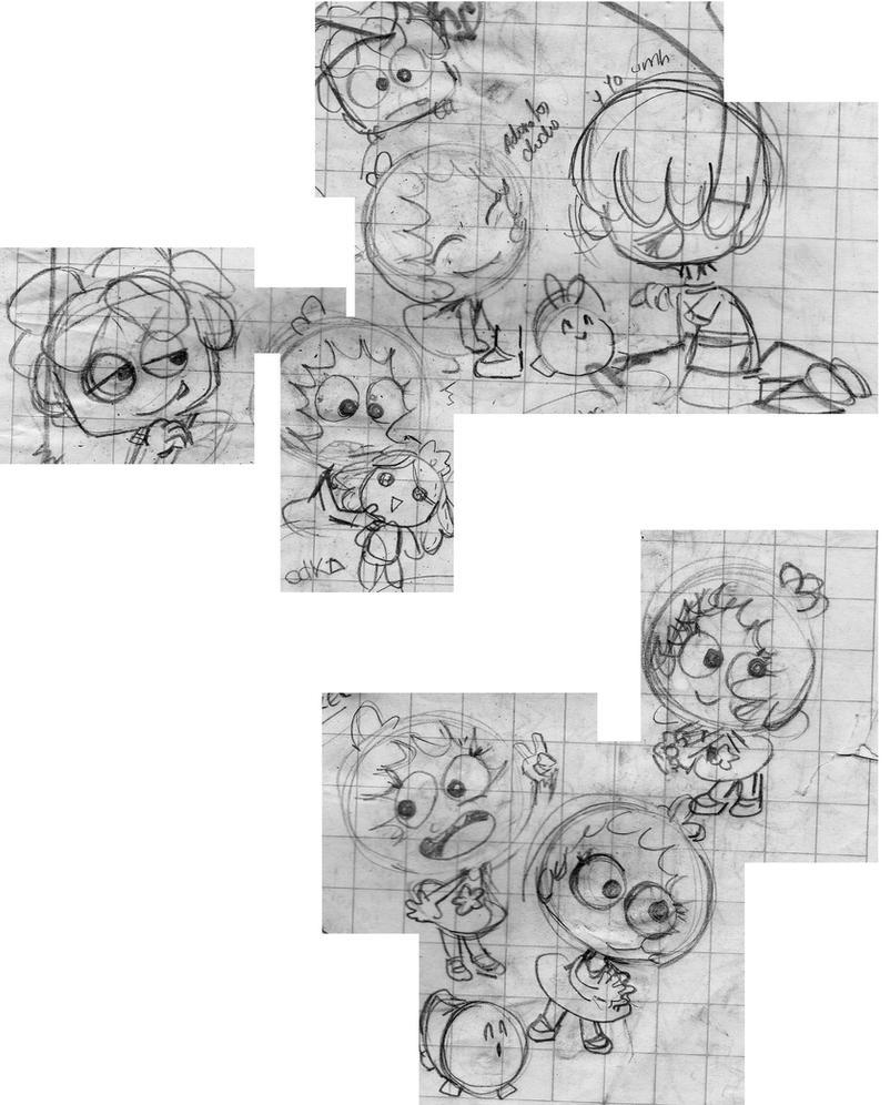 jelly jamm_First_Doodle by nekoni-klonoa2