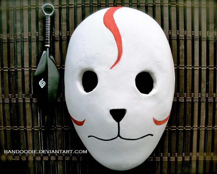 Anbu Mask by bandoodie on DeviantArt