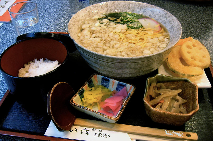 Udon Dinner Set by bandoodie